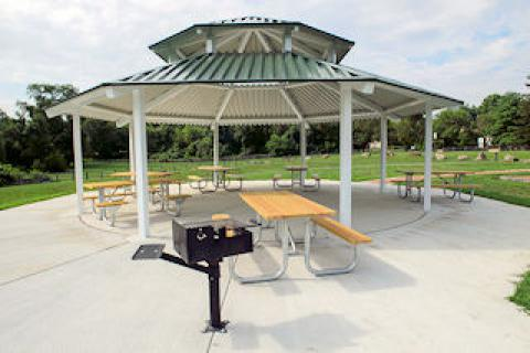 Turner Farm Reservable Areas Park Authority
