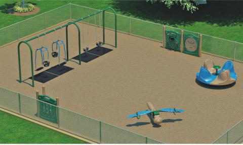 Playground Replacement to Begin at Griffith Park
