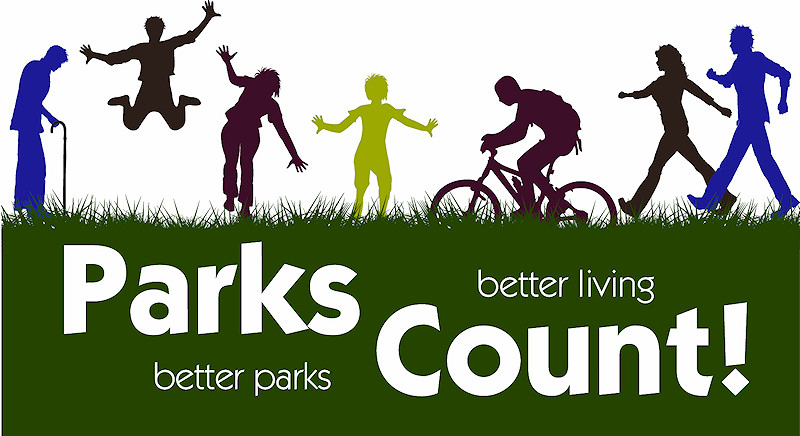 Parks Count! better parks better living