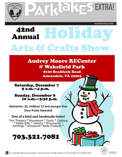 42nd Annual Arts & Craft Show