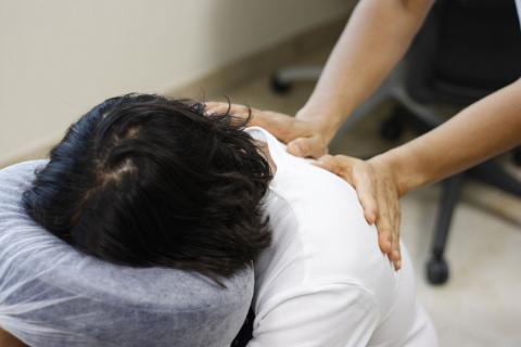 Cub Run RECenter Now Offers Chair Massage, Health Coaching!
