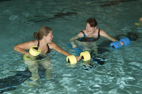 Plunge Into Fun at Aqua Fest at Oak Marr RECenter