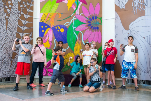 Find Summer Camps in the Parks for Budding Photographers