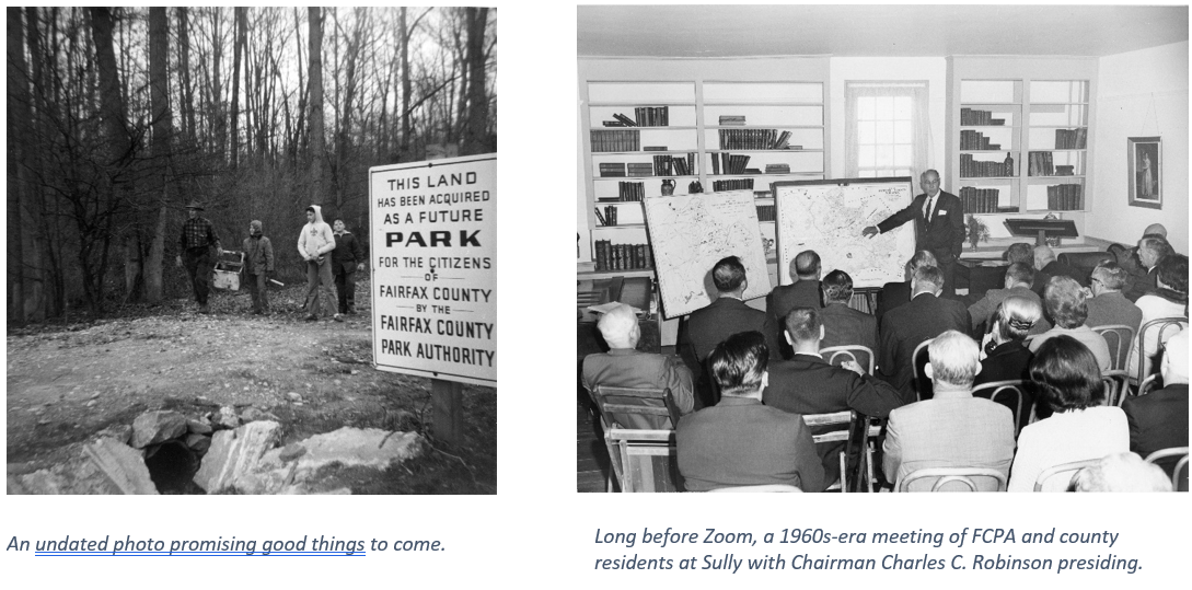 A Picture is Worth 280 Photos Document the Changes in Parks Over 70 Years