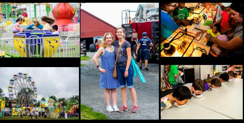Frying Pan Farm Park Carnival Shots