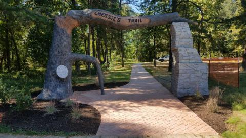 Celebrate National Trails Day at New Children's Trail