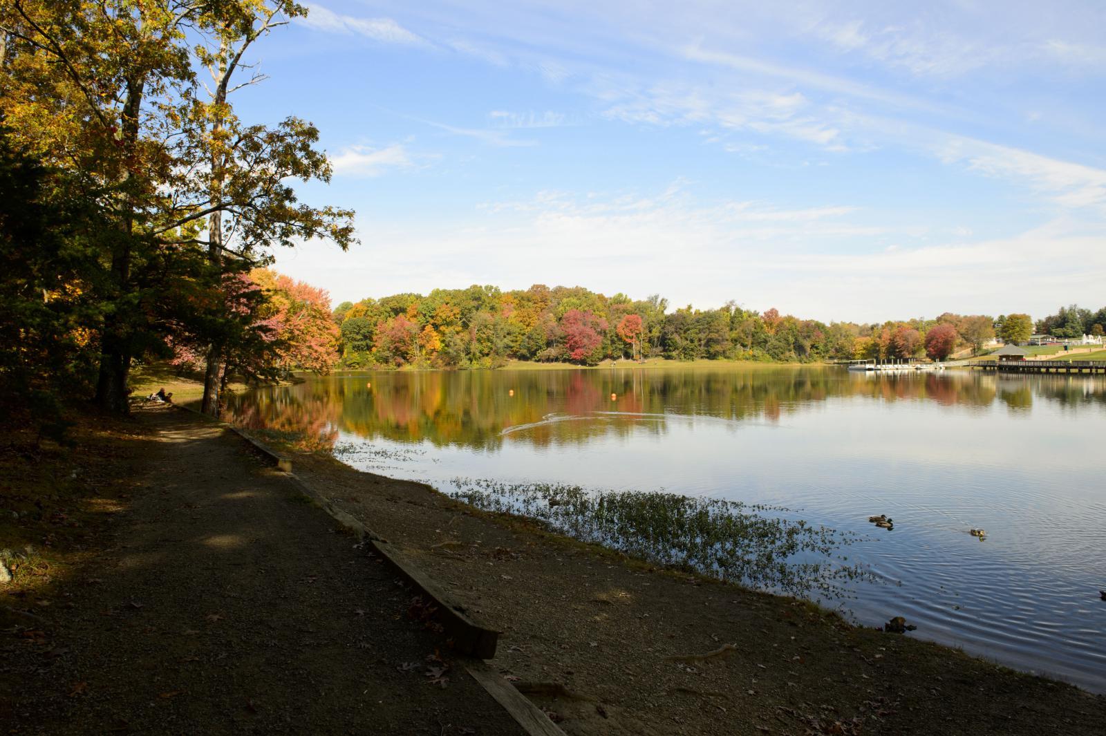 Lake Fairfax Park Park Authority