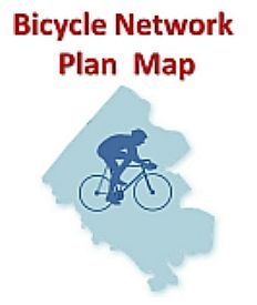 Bicycle Master Plan Map