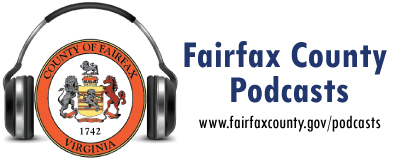 Fairfax County Podcasts logo
