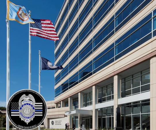 Fairfax County Public Safety Building