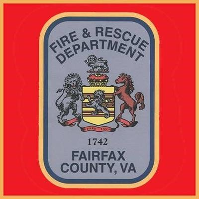 Fairfax County Fire and Rescue Badge