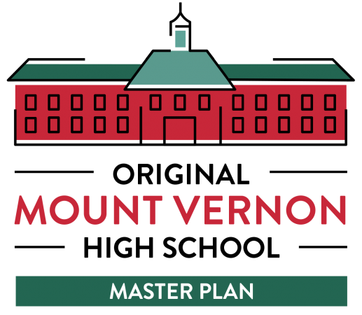 Original Mount Vernon High School Logo