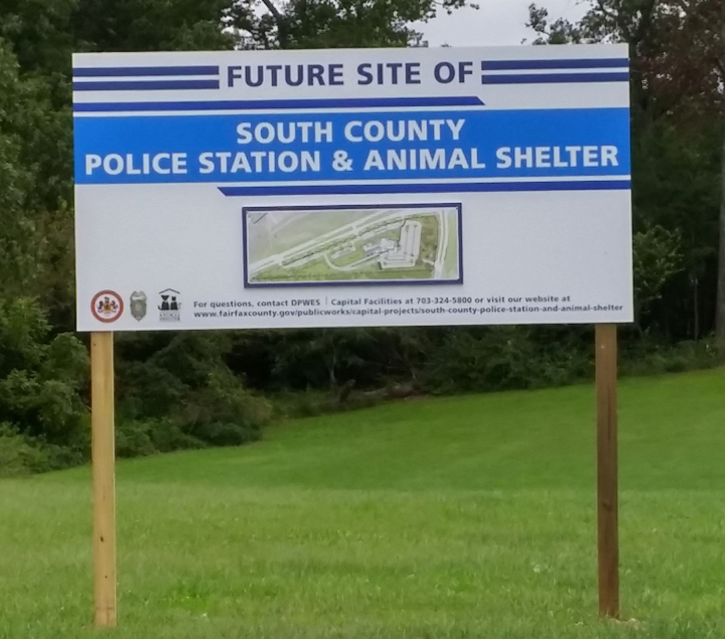 South County Police Station and Animal Shelter