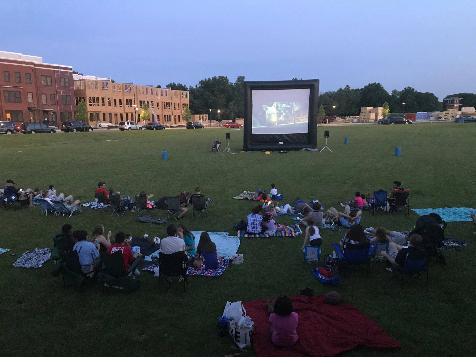 Liberty Green Movie Night