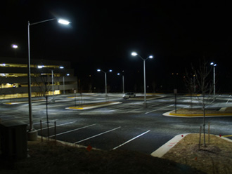 Evaluation Of Led Lighting Fixtures For Outdoor