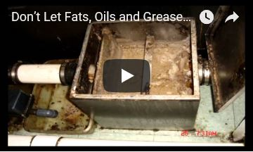 Don't Let Fats, Oils and Grease Close Your Restaurant