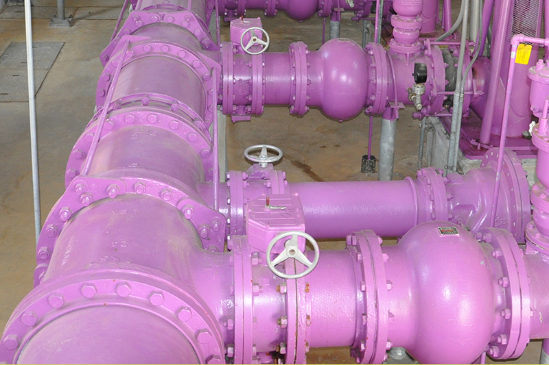 Reclaimed Water Pipe