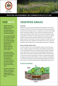 Vegetated Roofs Fact Sheet cover