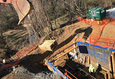 Mclean Metro Gravity Sewer Capacity Improvements Project