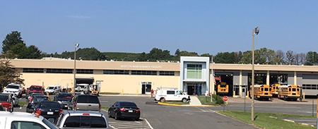 West Ox Facility Renovation