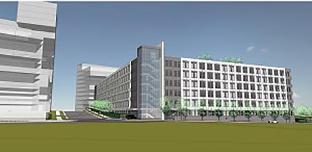 Innovation Center Station Parking Garage Project