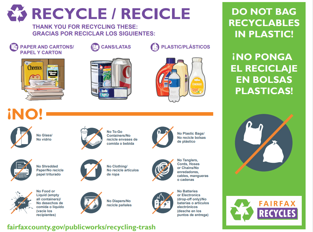 Recycling and Trash | Public Works and Environmental Services
