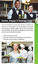 Involve, Empower, and Engage Staff