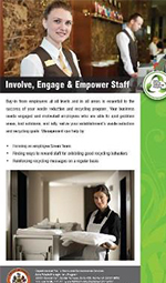 Involve, Empower, & Engage Staff