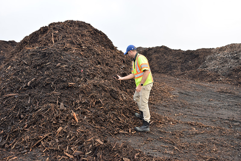 Free Mulch | Public Works and Environmental Services