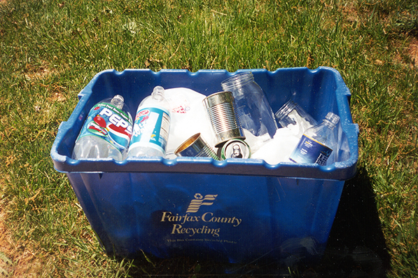 Recycle or Trash? - Residential Materials | Public Works and