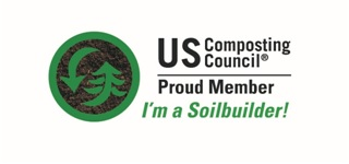 US Composting Council Proud Member I'm a Soilbuilder!