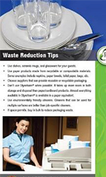Waste Reduction Tips