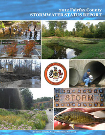 2012 stormwater report cover