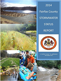 2014 stormwater report cover