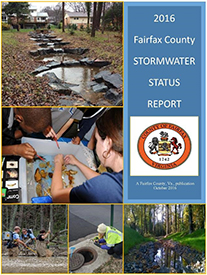2016 stormwater report cover