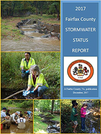 2017 stormwater report cover