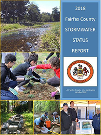 2018 stormwater report cover