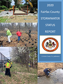 2020 stormwater report cover