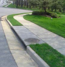 Storm Drainage System Public Works And Environmental