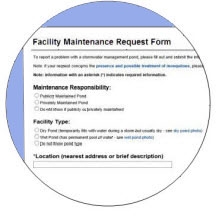 Facility Maintenance Request Form