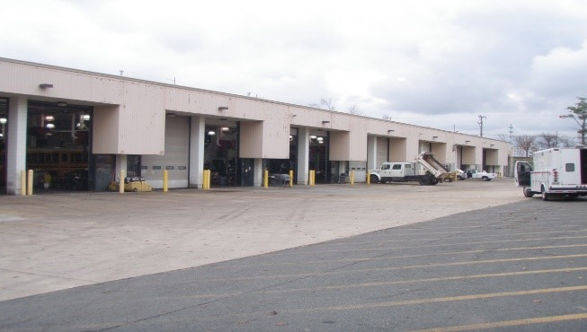 Industrial Maintenance Facility