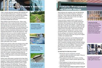 Pollution Prevention Factsheets