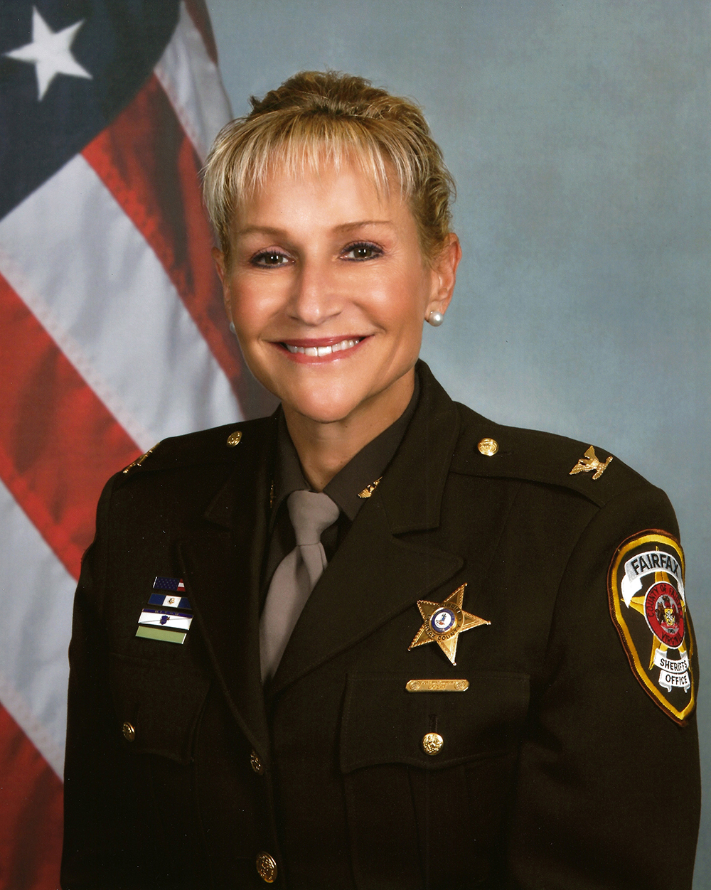 Sheriff Stacey A. Kincaid