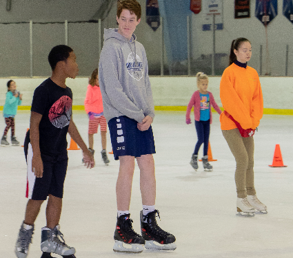 Ice Skating class