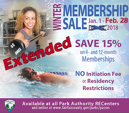 RECenter Pass Sale