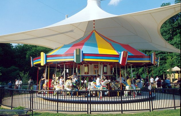 Lake Accotink Carousel
