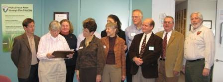 Fairfax Master Naturalists recognized as Cooperator of the Year by NVSWCD