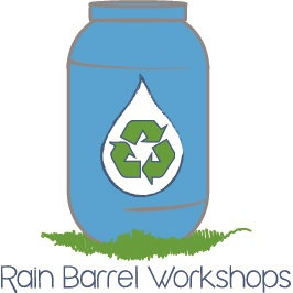 rain barrel graphic