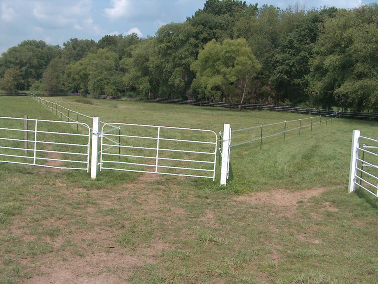 Figure 2: Rotational Grazing System