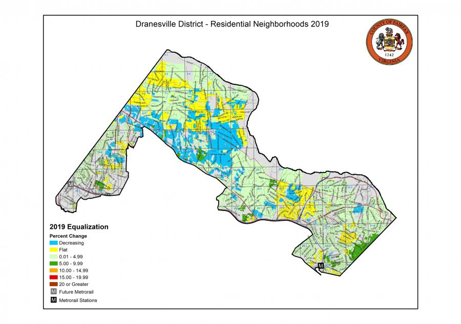 Equalization Dranesville District